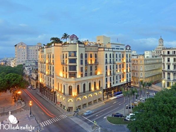 Exterior area view - Iberostar Parque Central  Hotel