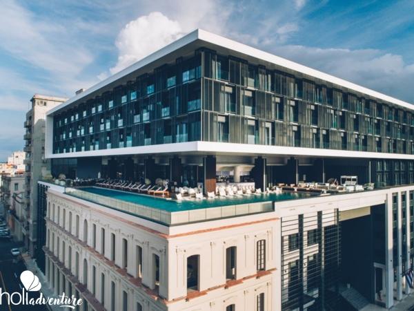 panoramic hotel view - Iberostar Grand Packard