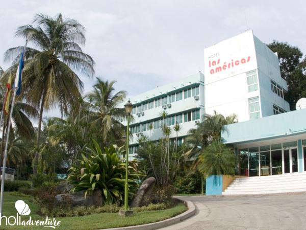 Panoramic hotel view - Islazul Las Américas Hotel