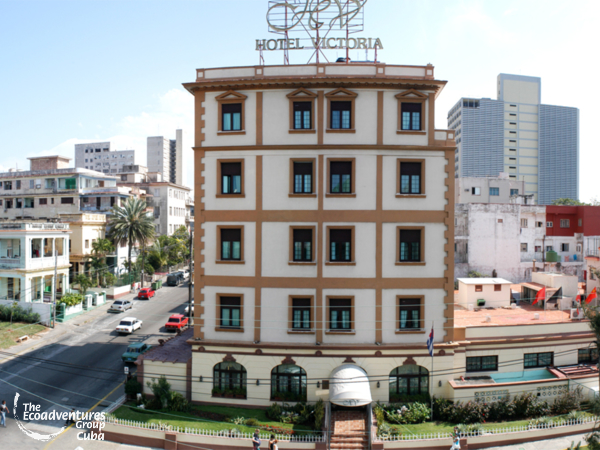 Panoramic hotel view - NH COLLECTION Victoria Hotel
