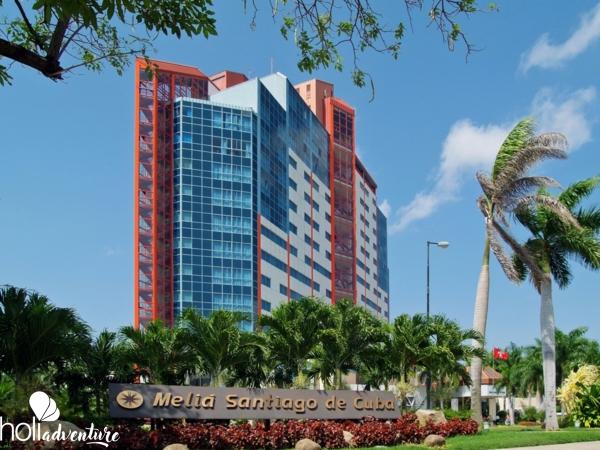 Exterior Areas - Meliá Santiago de Cuba Hotel