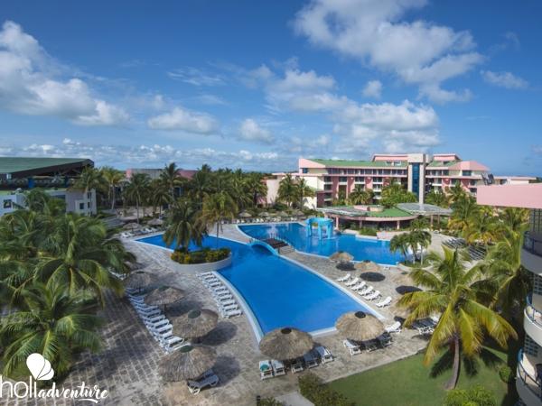 Panoramic hotel & pool view - MGM MUTHU Playa Varadero Hotel
