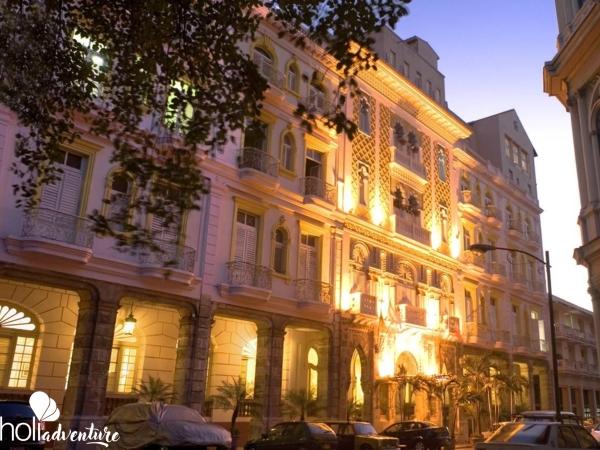 Panoramic hotel view - Mercure Sevilla Havana Hotel