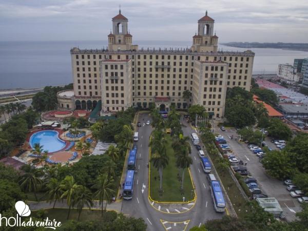 Panoramic hotel view - Nacional de Cuba Hotel