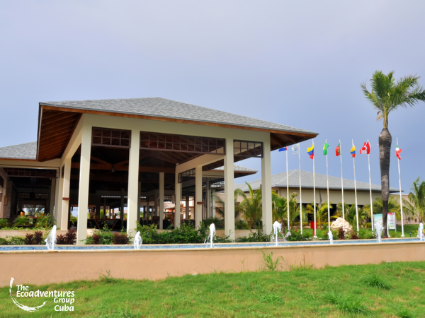 Hotel entrace - Gaviota Playa Paraíso hotel