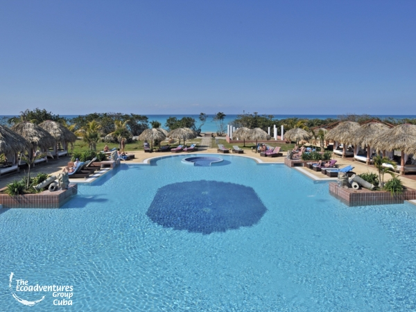 Pool view - Paradisus Varadero Resort & Spa Hotel