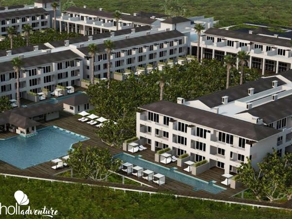 Hotel´s panoramic view - Paradisus Los Cayos Hotel