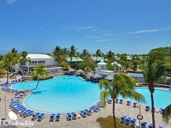 Pool view - Meliá Cayo Coco All Inclusive Hotel