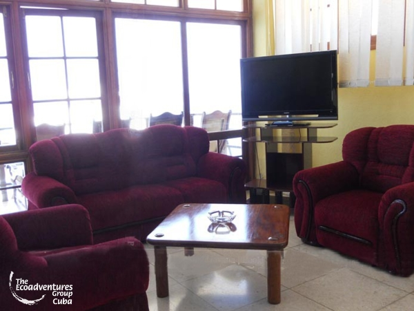 House living room - Residencia Doña Isis