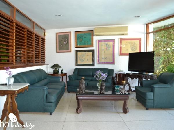 House living room - Casa María Elena