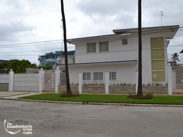 Panoramic house view - Casa Ernesto y Mela