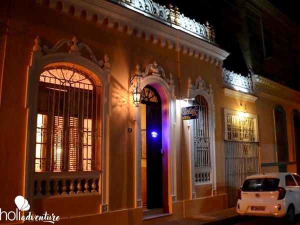 Panoramic house view - Hostal D´ Cordero