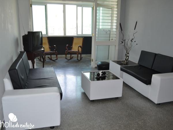 House living room - Focsa 11K Apartment