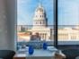El Capitolio restaurant view