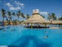 Los Cocos Aqua Bar (Swim-up Bar).