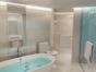 Bathroom´s Junior Suite Rooms