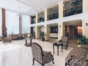 Hotel`s lobby view