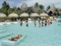 Hotel swiming pool view