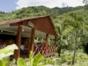 Panoramic restaurant view