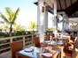 Caribbean-Fusion Restaurant Sunset