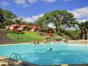 Panoramic villa & pool view