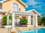 Panoramic Swimming pool  Villa Room