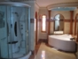 Bathroom with jacuzzi view
