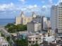 Havana city and the Nacional de Cuba hotel panoramic view
