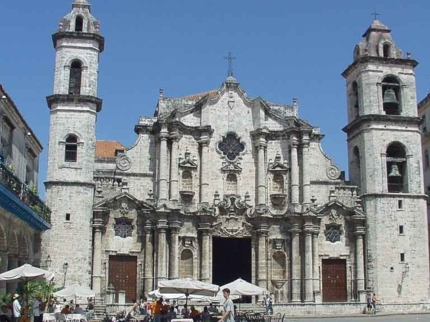 City Tour Havana Colonial Plaza de la Catedral