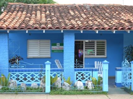 Casa Doña Hilda, Km 25