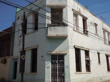 Casa Dulce Domenech, BARTOLOME MASO, No. 552 ALTOS