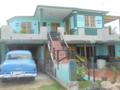 Panoramic house view