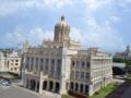 Museum of the Revolution panoramic view, Havana city