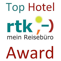 RTK Top 100 Hotel Awards 2014