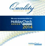 Paradisus Rio de Oro HolidayCheck Quality Selection 2014